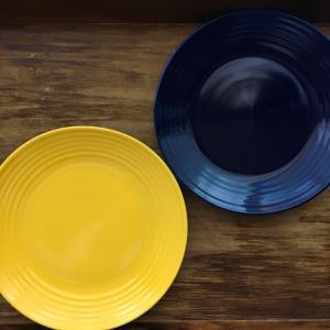 新しいお皿