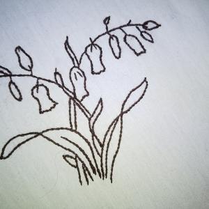 刺繍…14…(#^^#)