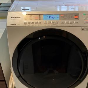 【悩み解決!】パナソニックドラム式洗濯機 洗濯・脱水・乾燥まで全部見せます【NA-VX800AR】