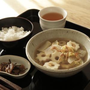 桜海老のスープとふるさと納税