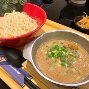 台中でつけ麺