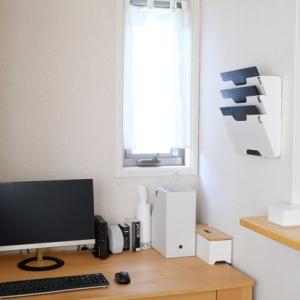 IKEA*美収納アイテムで、煩雑になりがちな紙モノがすっきり! キャンドゥのコレで使いやすく♪