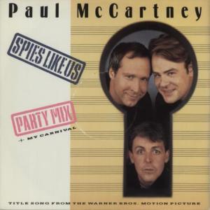 Paul McCartney / Spies Like Us