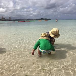 息子たち初の海外旅行(グアム)