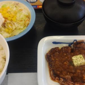 第358話 厚切りトンテキ定食2種食べ比べ と デリバリー3社比較