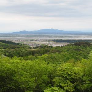 '08 春の秋田 斜め縦断の旅⑦ 大潟〜藤里