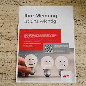 【ドイツ】電気料金のお知らせ。