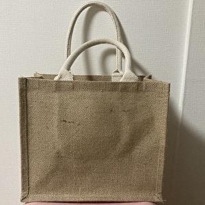 【無印良品】190円の「ジュートマイバッグ」って知ってた?