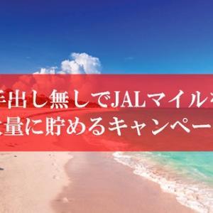 【爆裂】陸マイラー祭りの裏技がかなり秀逸! | JALマイルが無料で大量に貯まる「0円ポイ活」とは?