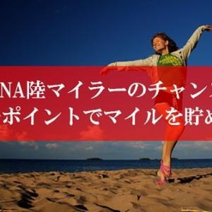 【5月の週末限定】ANA陸マイラー祭りのビッグチャンス到来! | ANAマイルが貯まる11,500円還元が限定開催中。