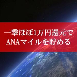 【壮絶】ANA陸マイラー祭りの裏技が大人気! | ANAマイルが貯まるほぼ1万円還元の年会費無料カードが復活でANAマイルが貯まる。