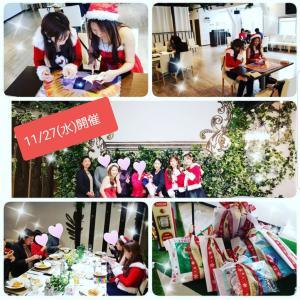 クリスマスランチ会