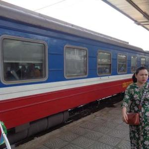【ベトナム統一鉄道】を使ってダナンからフエへの行き方・予約方法もご紹介・ベトナム人客に交じって旅情が味わえます(ベトナム一人旅紀行⑭)