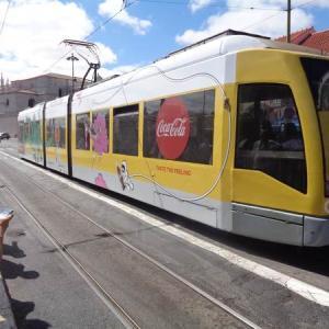 リスボンのトラム(路面電車)の乗り方【リスボン1日観光ルート⑦】(マイルで世界一周旅行記㉚:リスボン編⑪)