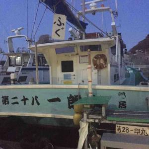 「神潮」に救われたフグ釣り@一郎丸