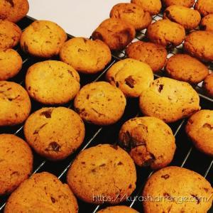 ~不要なモノは持たない~ 板チョコでノンバターチョコクッキー