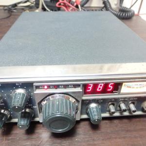 買い取りした無線機の整理点検 | BELCOM LS-602