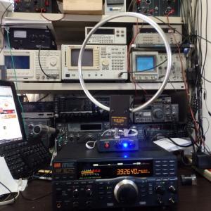 シールドアンテナLA400はアマチュア無線、SWLとして実用になるか