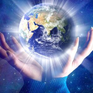 宇宙と調和した新しい自分へ