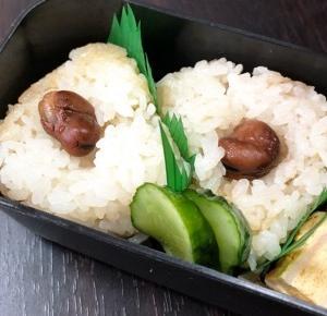 【今日のお弁当】 フライビーンズご飯 (そら豆)