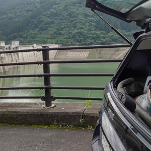 ダムの見方が少し分かったかも(笑)