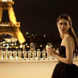 Netflixで「エミリー、パリへ行く」を見始めたら「セックス・アンド・ザ・シティ」をみたくなった話(^0^;)