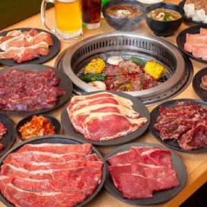 【焼肉】すたみな太郎とかいうバイキングレストラン