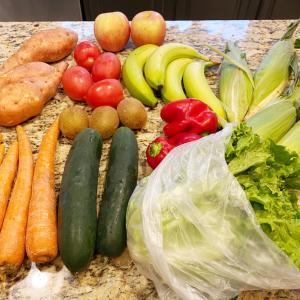 コロナウイルス中 便利なローカル野菜デリバリーサービス