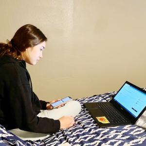 コロナウイルスで アメリカの高校休校延期。。。