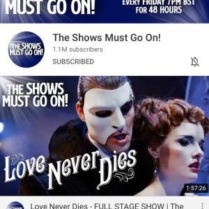 ミュージカル好きにはたまらない おすすめYoutubeチャンネル