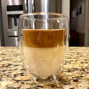 ダルゴナコーヒー実験 インスタント vs エスプレッソ