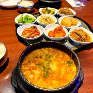 週末のランチ♫ 今週は 韓国料理
