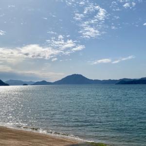今更の里帰りブログ。。。瀬戸内海のパワースポット