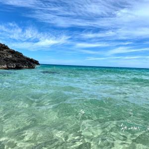 ハワイ島 5日目。。。 アメリカ1位のハプナビーチ