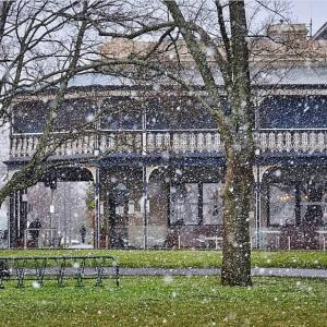 冬だ!寒波だ!メルボルンにまさかの雪が降った!
