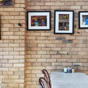 カフェの街メルボルンでお洒落な壁に注目してみた♫