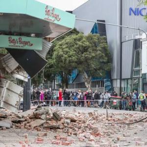 メルボルンでM5.8の地震?!
