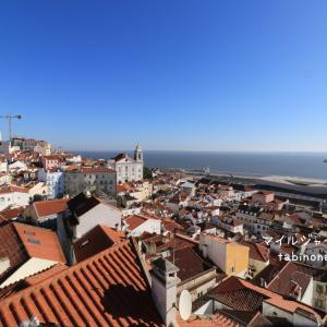 リスボン街歩き。絶景を求めて展望台めぐり
