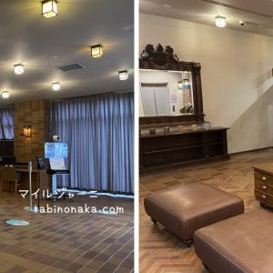 天然温泉灯の湯 ドーミーインPREMIUM小樽宿泊記。お部屋や朝食など