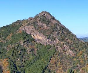 106:丹助岳〜矢筈岳 (丹助岳広場から)
