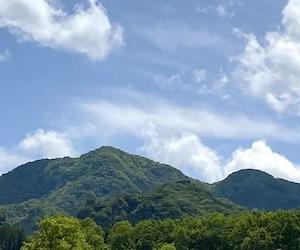 115:高千穂野 〜阿蘇南外輪山〜 (清水峠から)