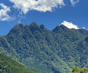 118:傾山2 〜今年の夏もテン泊だっ〜 (九折登山口)