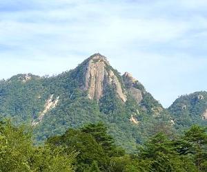 119:鉾岳 (鹿川キャンプ場から)