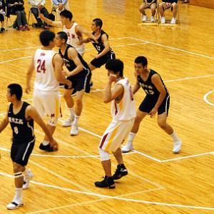 県秋季バスケット