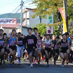 2019二ツ井マラソン