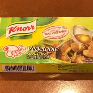 野菜スープ  Knorr vagetable