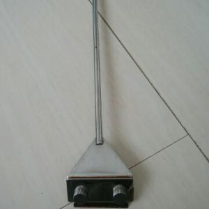 安物スクレーパーにADAの刃を装着したら。