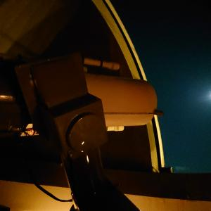 最高の星空日和!!土星の輪っかや木星のしま模様も見えました♡