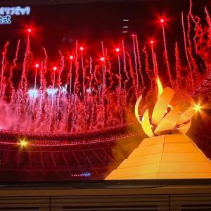 オリンピック開会式、これって… (||゚Д゚)