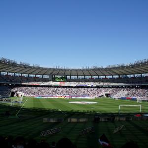 Jリーグ J1第33節 レッズはアウェイFC東京戦